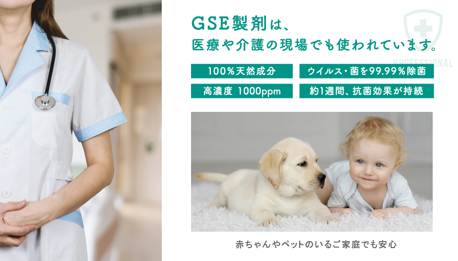 GSE製剤とは
