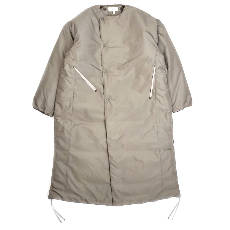 HYKE(ハイク) NYLON OXFORD COAT