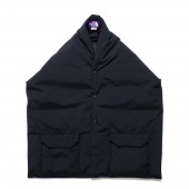 THE NORTH FACE PURPLE LABEL(ザノースフェイスパープルレーベル) GORE-TEX INFINIUM Down Cape