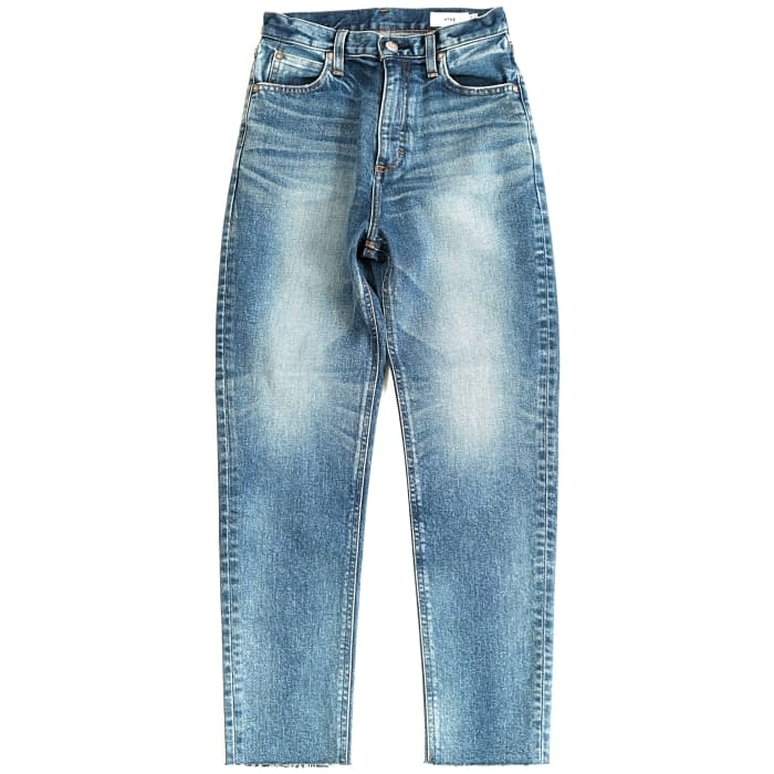 HYKE(ハイク) TAPERED JEANS