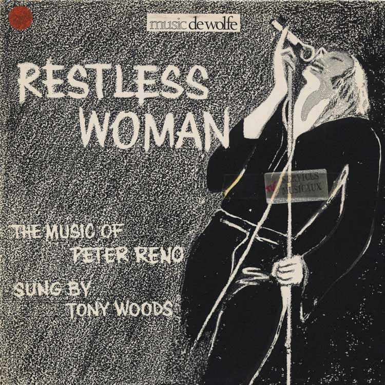 Peter Reno - Restless Woman (Used LP)