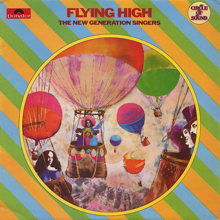 New Generation Singers, The - Flying High (Used LP)
