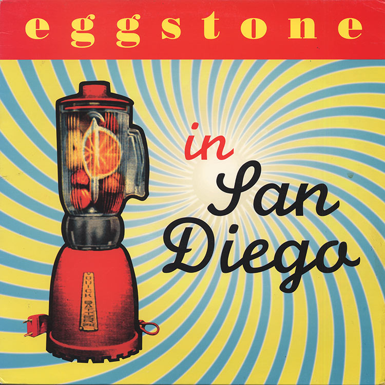 Eggstone - In San Diego [Original] (Used LP)