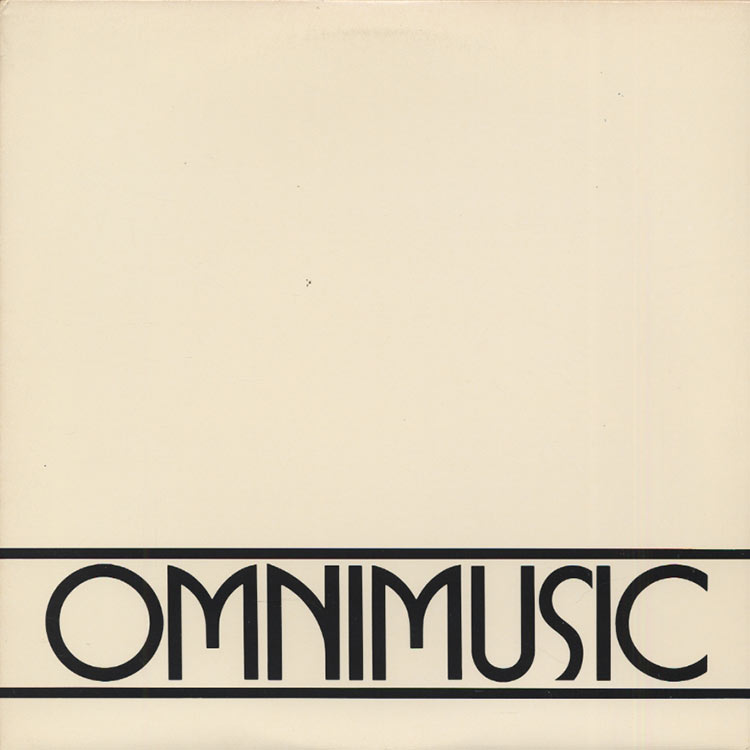 Doug Wood / Brian Morris / Vic Sepanski / John Manchester - World Of Tomorrow [OM 128] (Used LP)