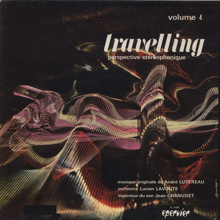 Andre Lutereau - Travelling Orchestra Vol.4 (Used LP)
