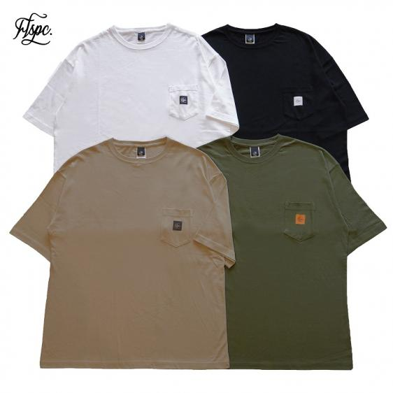 FLSPC. : POCKET TEE