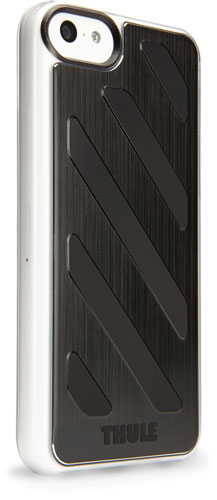 Thule Gauntlet iPhone Aluminum Case for 5C, Silver (TGIE-2223GY)