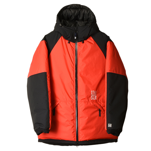 SD Puff Hood Coat / DLS L+3