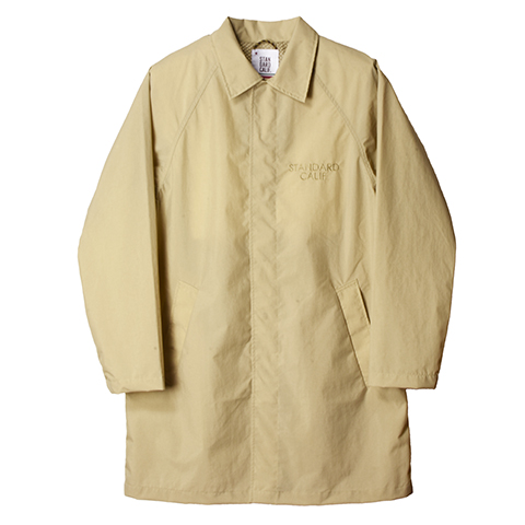 SD Packable Car Coat