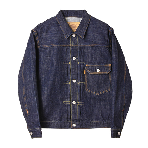 SD Denim Jacket S996 One Wash
