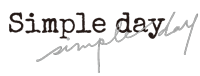 Simple day Official Web Shop