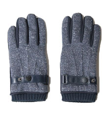 COLIMBO コリンボ ESCORIAL THERMAL GLOVES (NAVY)