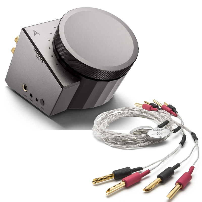 【数量限定セット】 Astell&Kern ACRO L1000 & Astell&Kern Speaker Cable DEF21 セット